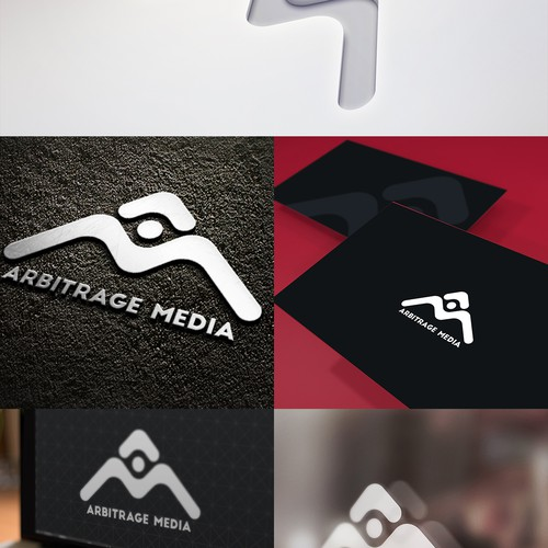 Create A Logo for Arbitrage Media