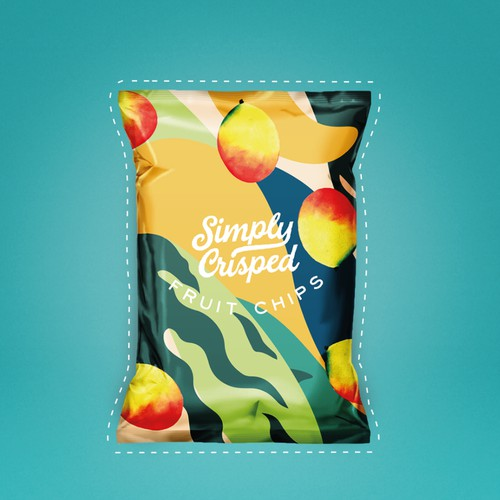 Fruit chips packaging concept