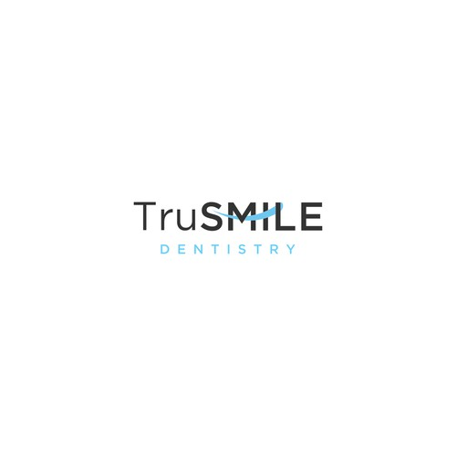 Clean Logo for TruSMILE Dentistry