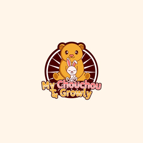 Logo Design for My Chouchou & Growly