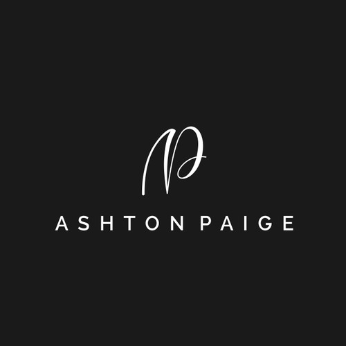 Ashton Paige logo design