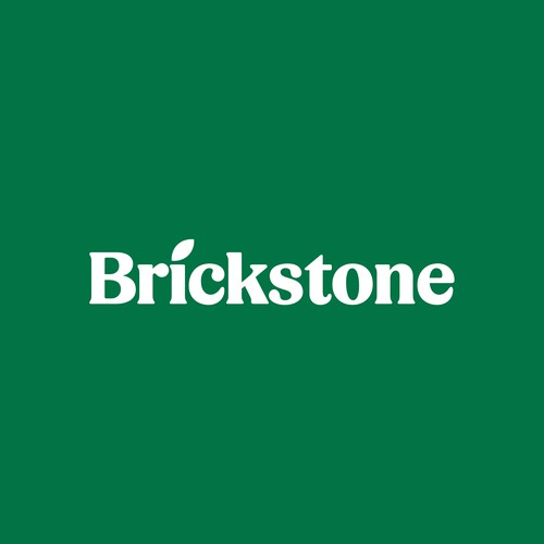 Brickstone logo design.