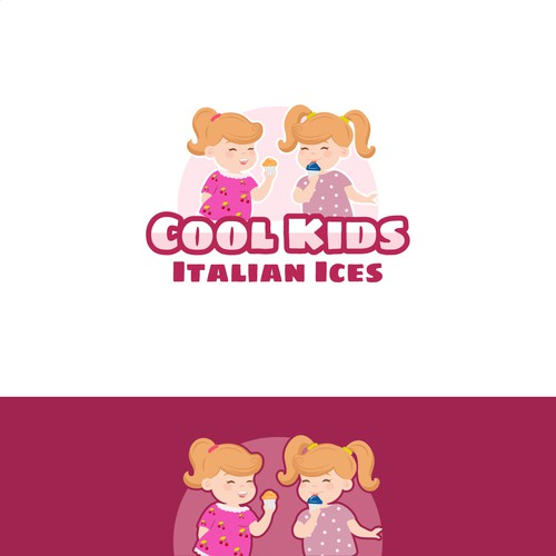 logo for italian ices product