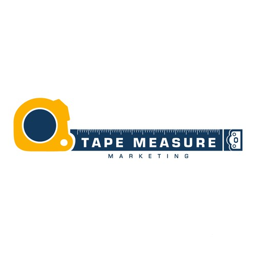 bold logo concept for TapeMeasure
