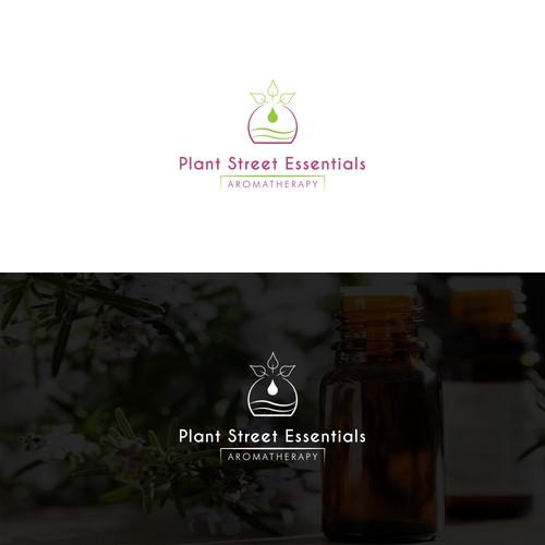 """Logo concept for """" Plant Street Essentials """""""