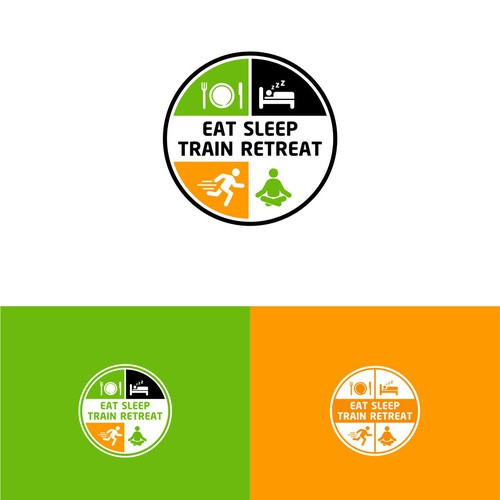 Eat Sleep Train Retreat