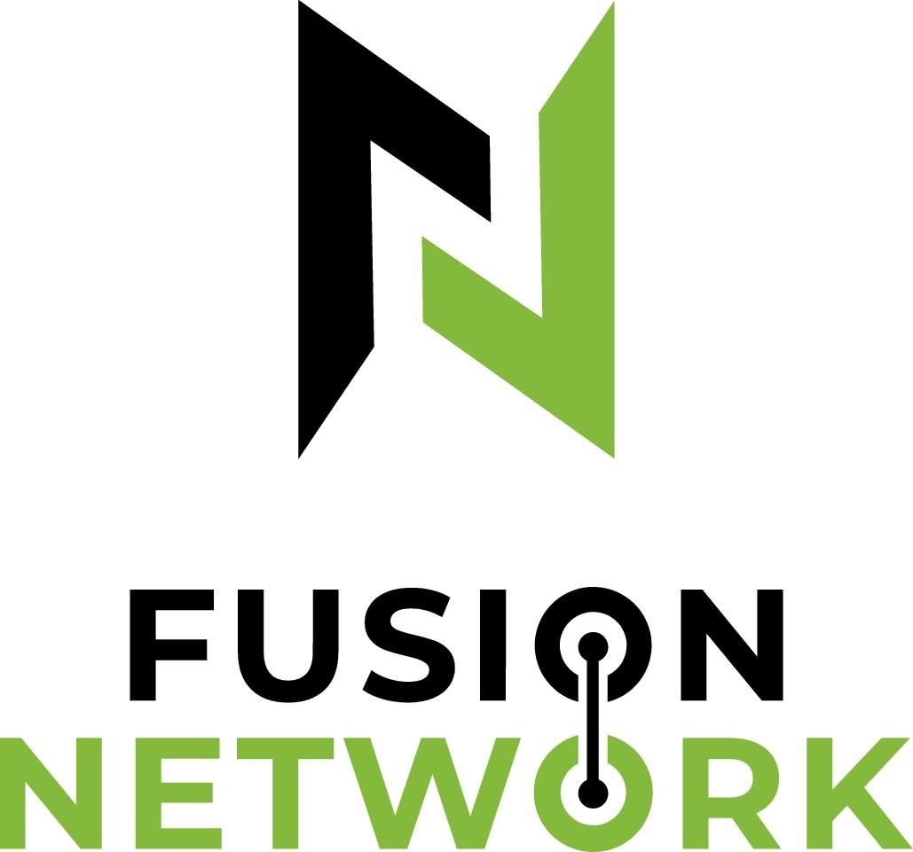 Create a Team logo call Fusion Network