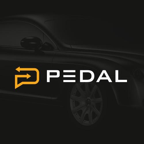 Logo for a car service company