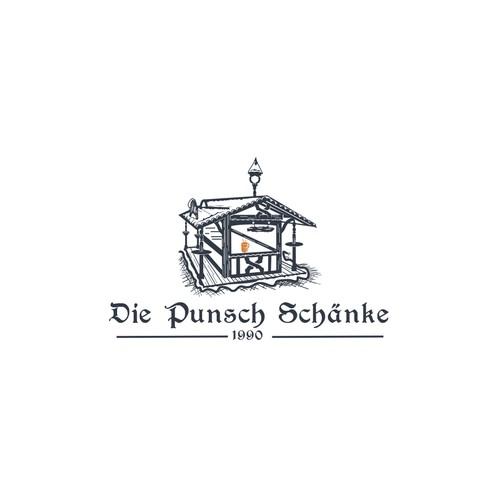 Logo für Glühwein Stand