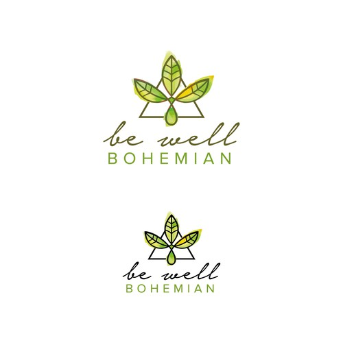 Be Well Bohemian logo