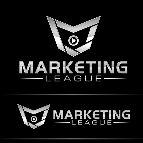"Create a capturing logo for a Marketing Membership Site called ""Marketing League"""