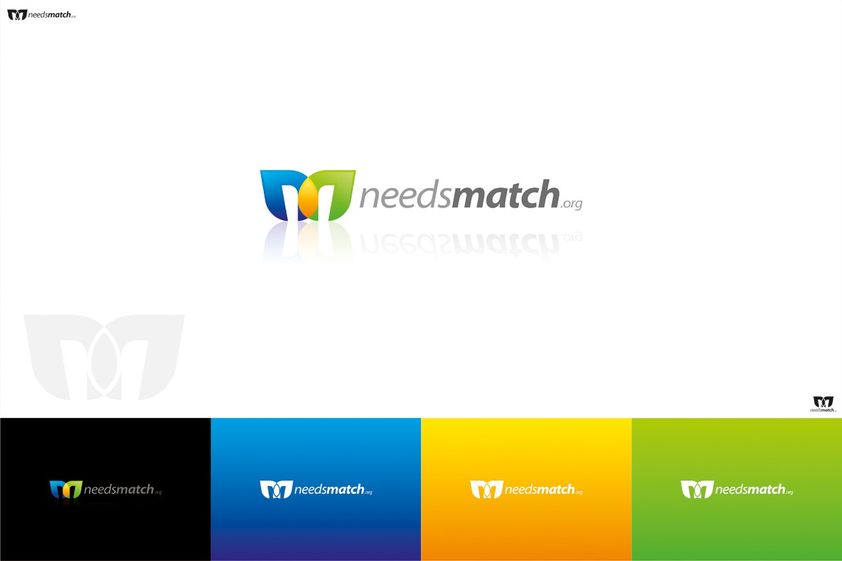 Help NeedsMatch.org with a new logo