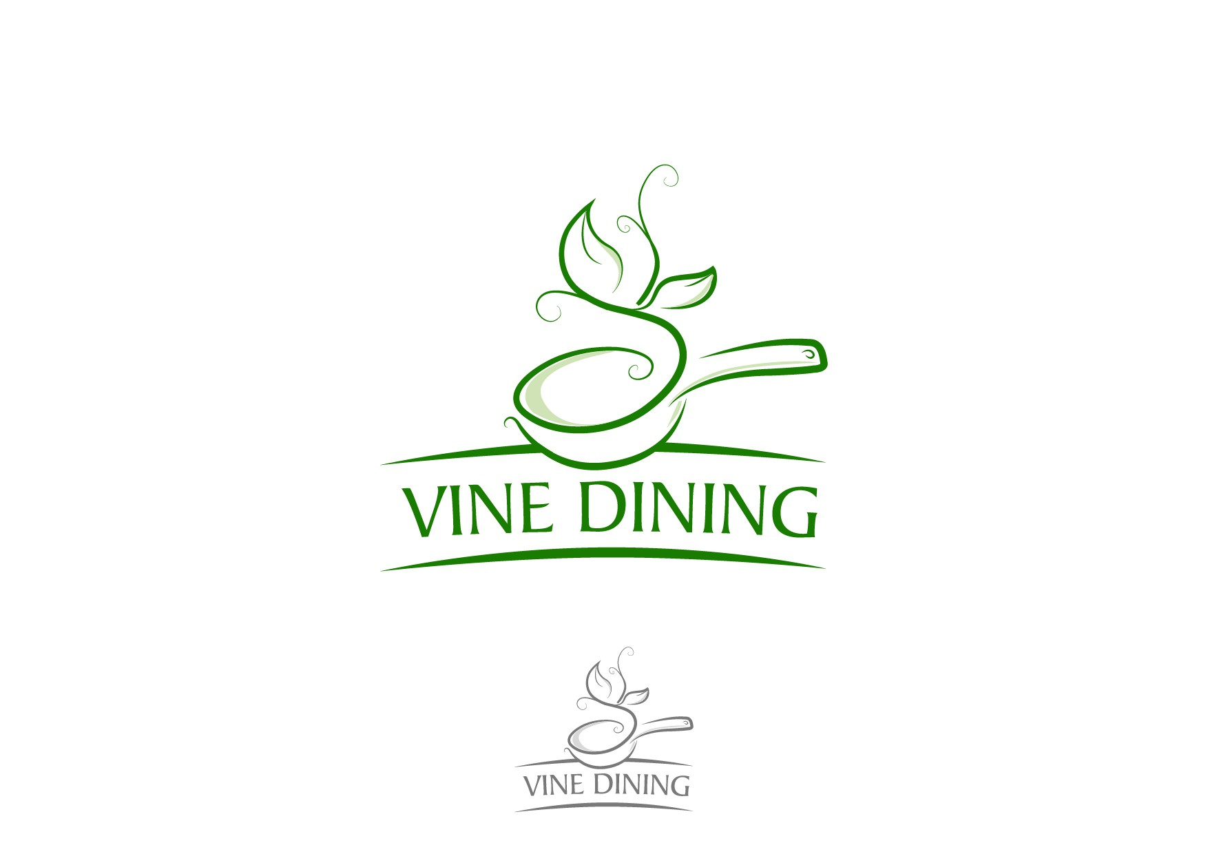 Vine Dining needs a new logo