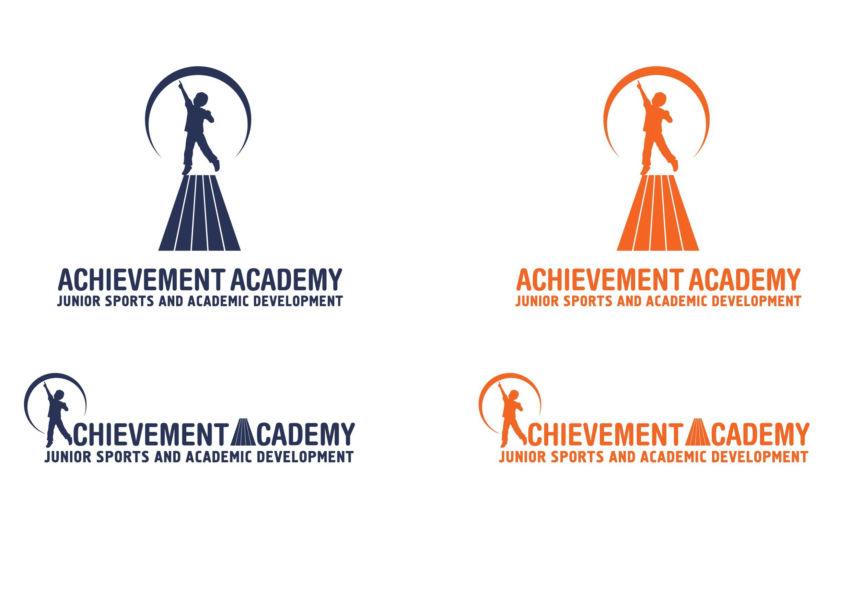Create a logo for a sports coaching/academic tutoring company