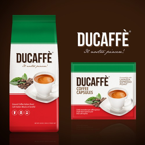 Ducaffé Packaging