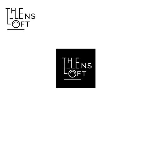 Lens & Camera Logo