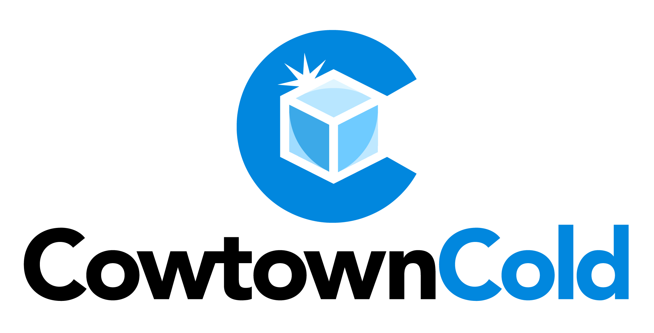 Design Cold Storage Logo - Cowtown Cold