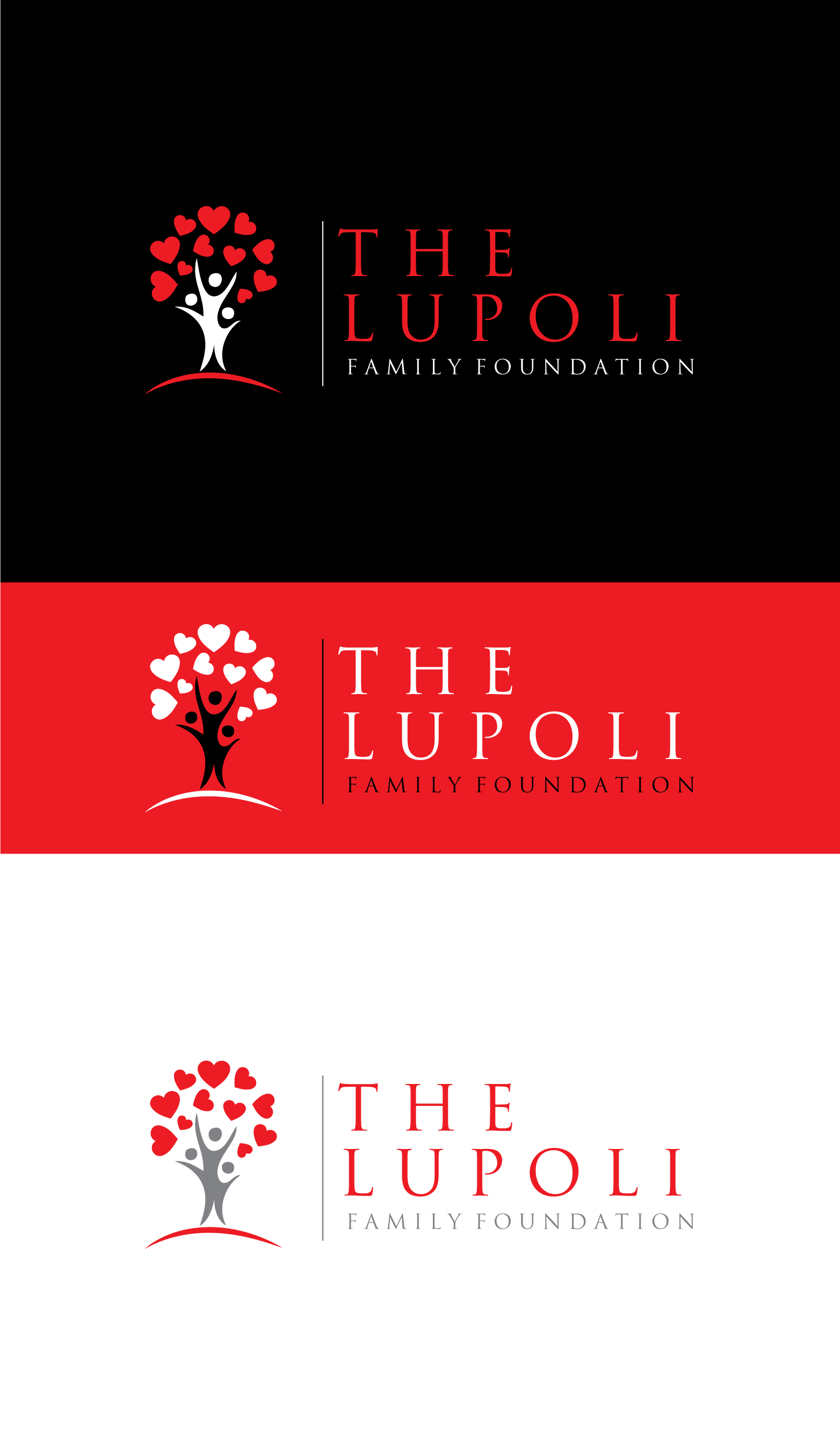 Logo design for life-changing non-profit