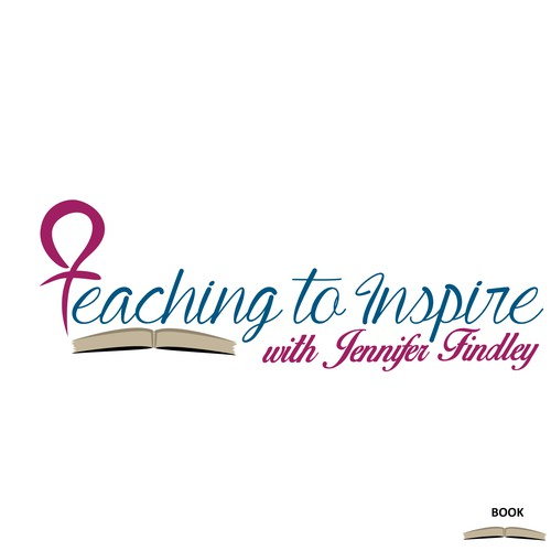 Create a clean, whimsical logo for a Teaching Blog and Teacher Resource Store