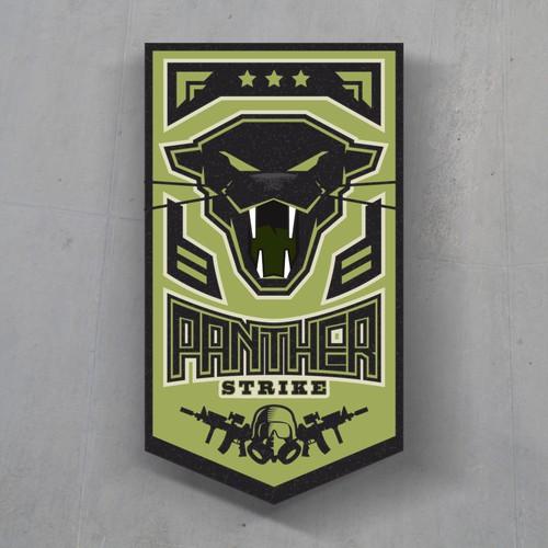 phanters logo concept
