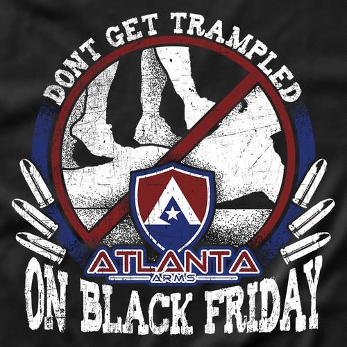 Ammunition Black Friday Sales T-Shirt