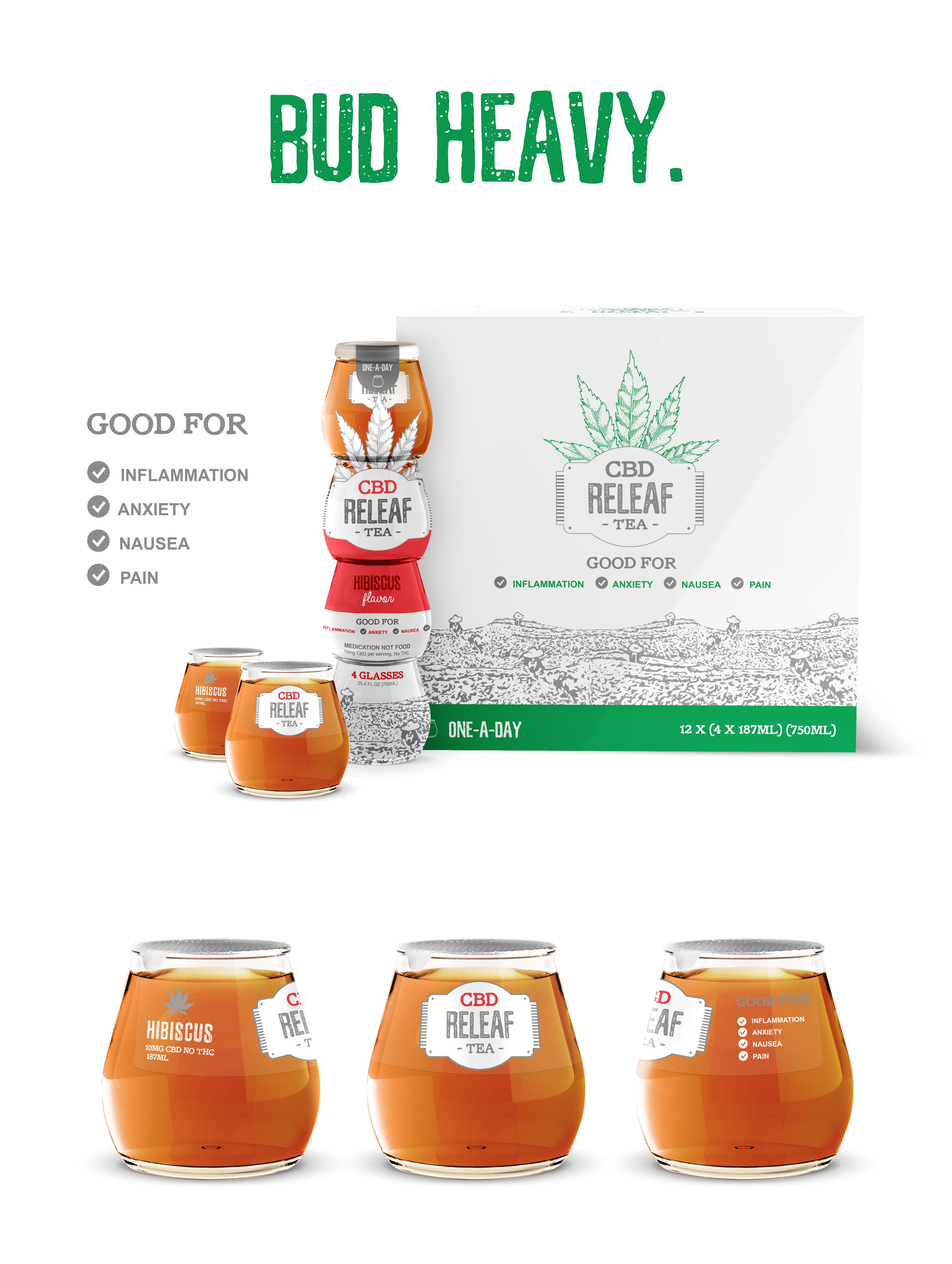 CBD Releaf Tea