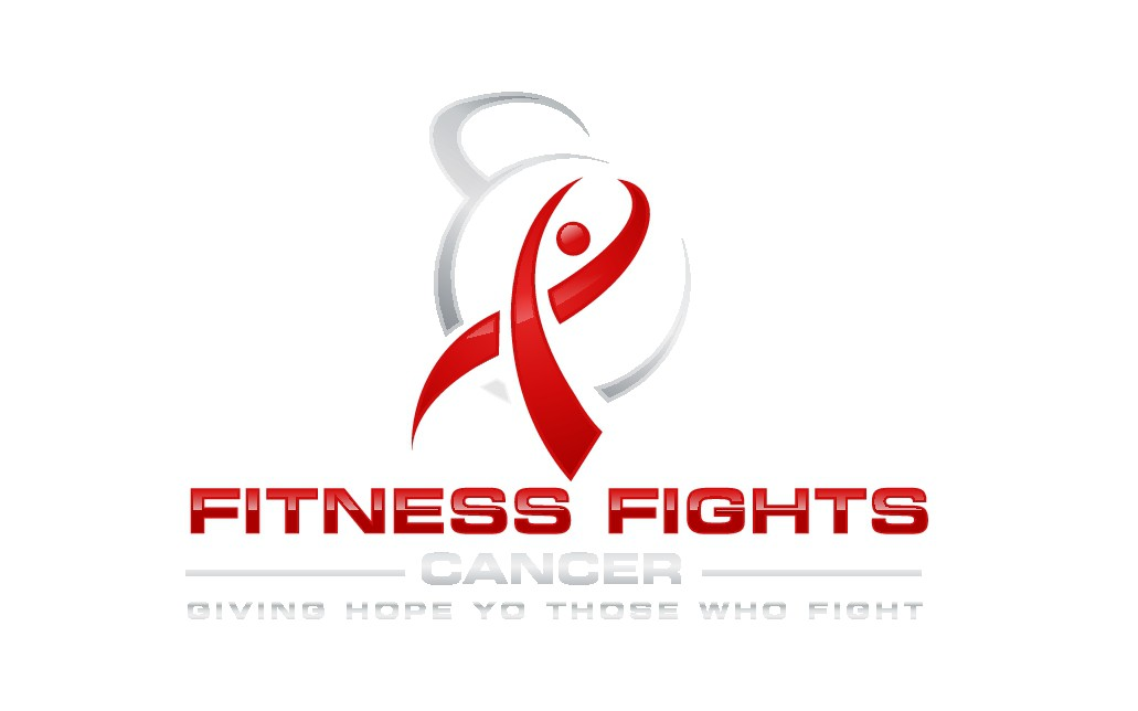People fighting cancer need a strong logo