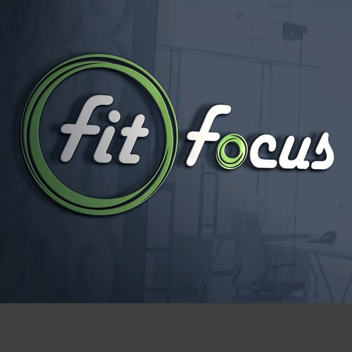Logo re-branding for a gym and fitness company