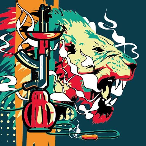LION SMOKE