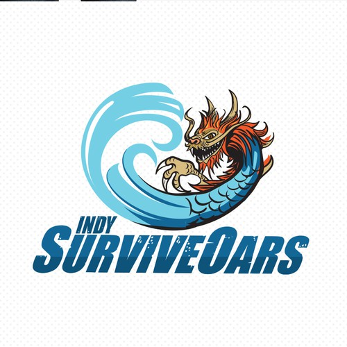 Indy Survive Oars