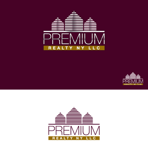 Premium Realty NY LLC - New Real Estate Brokerage looking for Logo