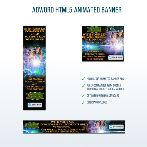 Magical Animated Banner Ads