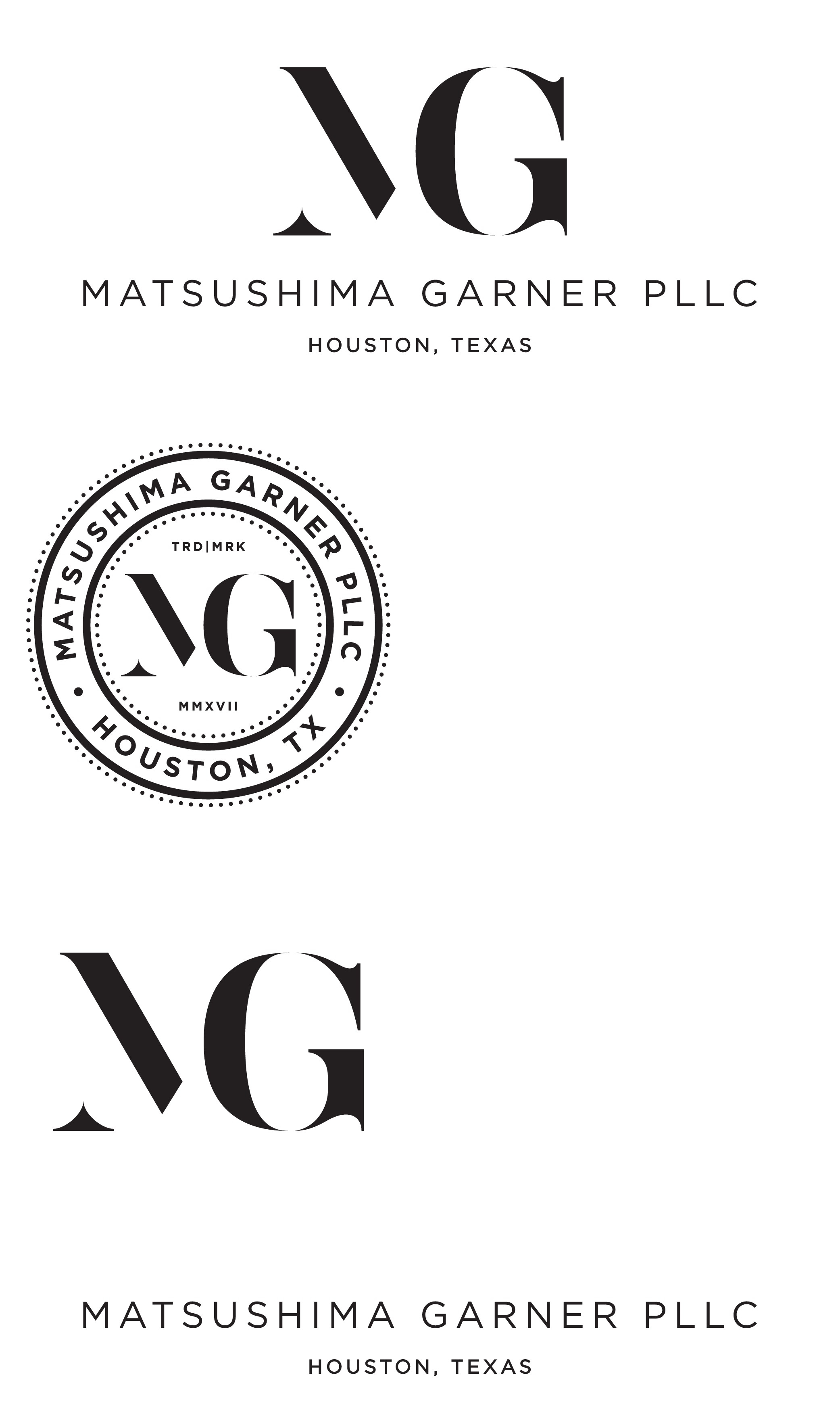 Design a trendy, modern, simple, logo for boutique commercial law firm.