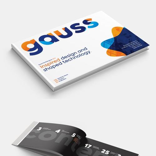 Gauss - Portfolio book 2019