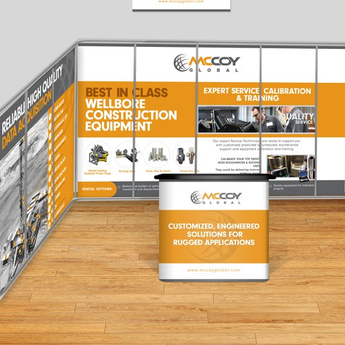 Tradeshow Booth Entry