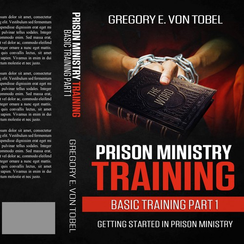 Print Design for a Prison Ministry Program