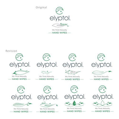 Natural Hand Wipes and Hand Sanitiser