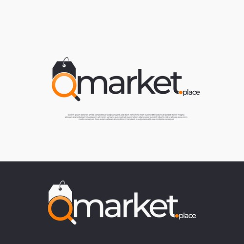 Clever logo for E-commerce