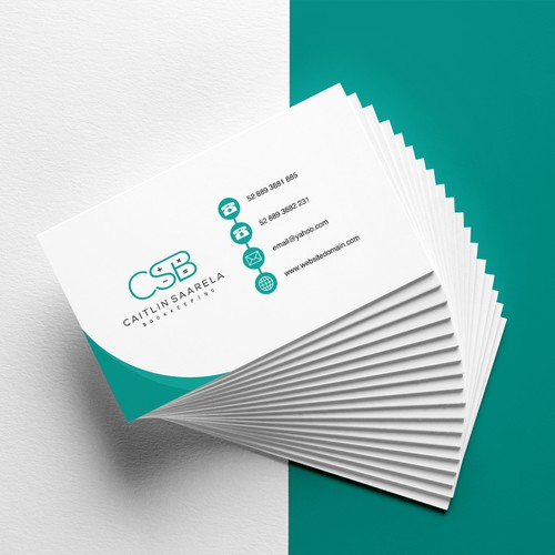 Photorealistic Business Card Design