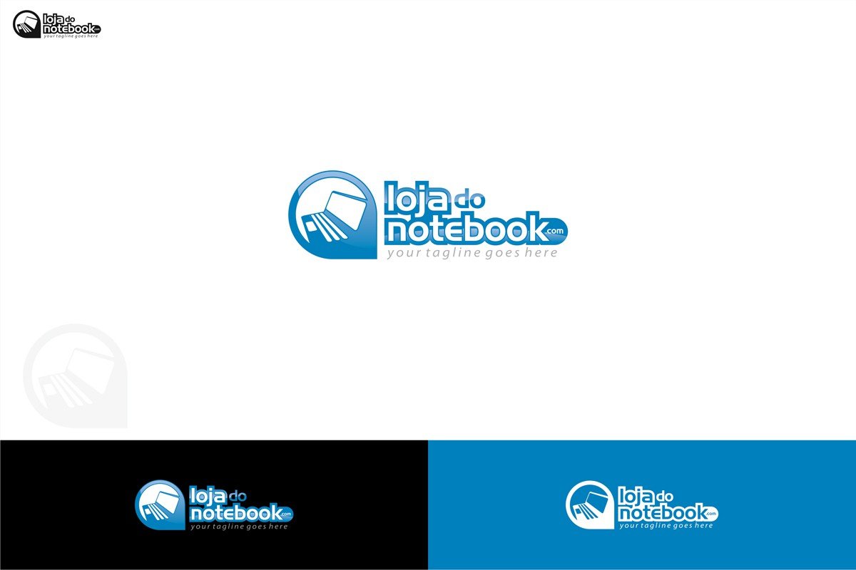 logo for Loja do Notebook .com