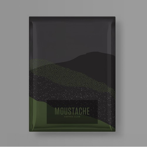 Poly Mailer bag for Coffee Company