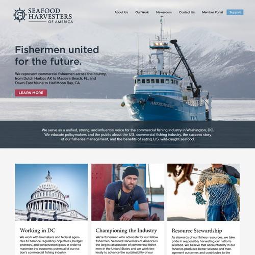 Seafood Harvester's of America