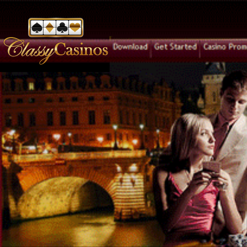 Header + logo  design required for a UK casino directory site