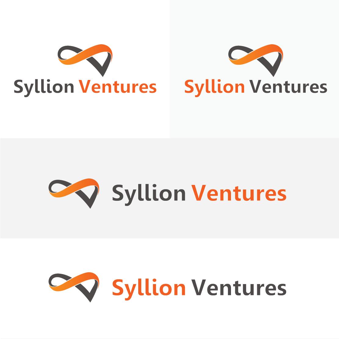Help Syllion Ventures met een nieuw logo