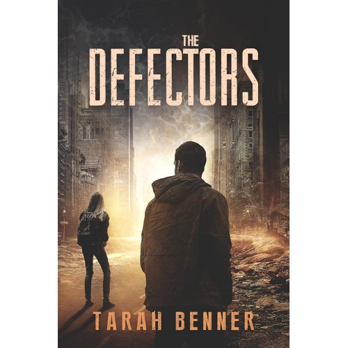 The Defectors -book cover-