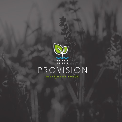 Logo design for Cannabis Business
