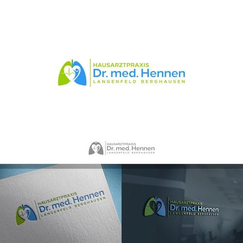 Außergewöhnliche Arztpraxis sucht außergewöhnliches Logo