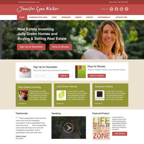 Jennifer Lynn Walker Website