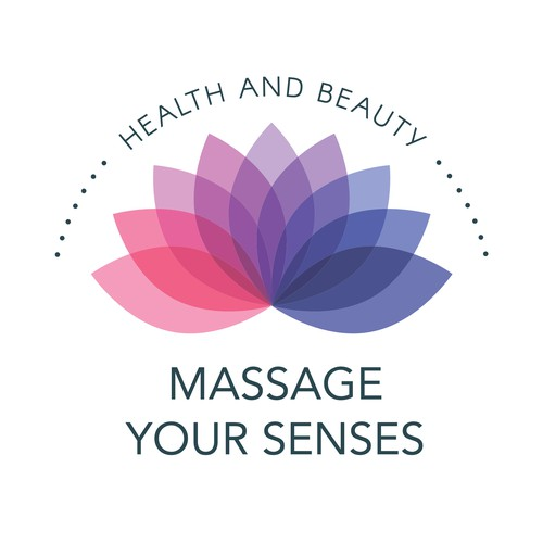 Tranquil logo concept for a Spa