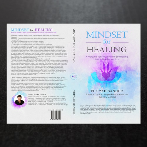 Book Cover for Mindset for Healing
